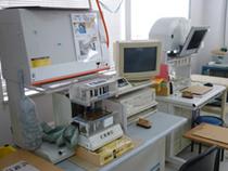 ISO9001に基づいたマネジメントシステムを用い、 徹底した品質管理を行っています。